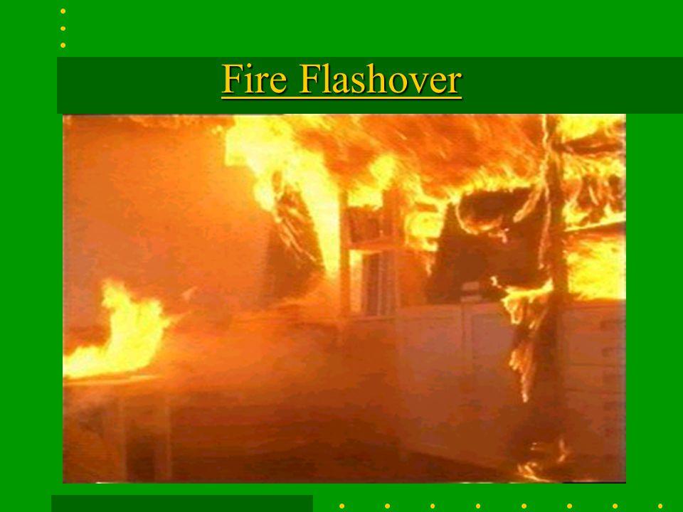 Fire Flashover