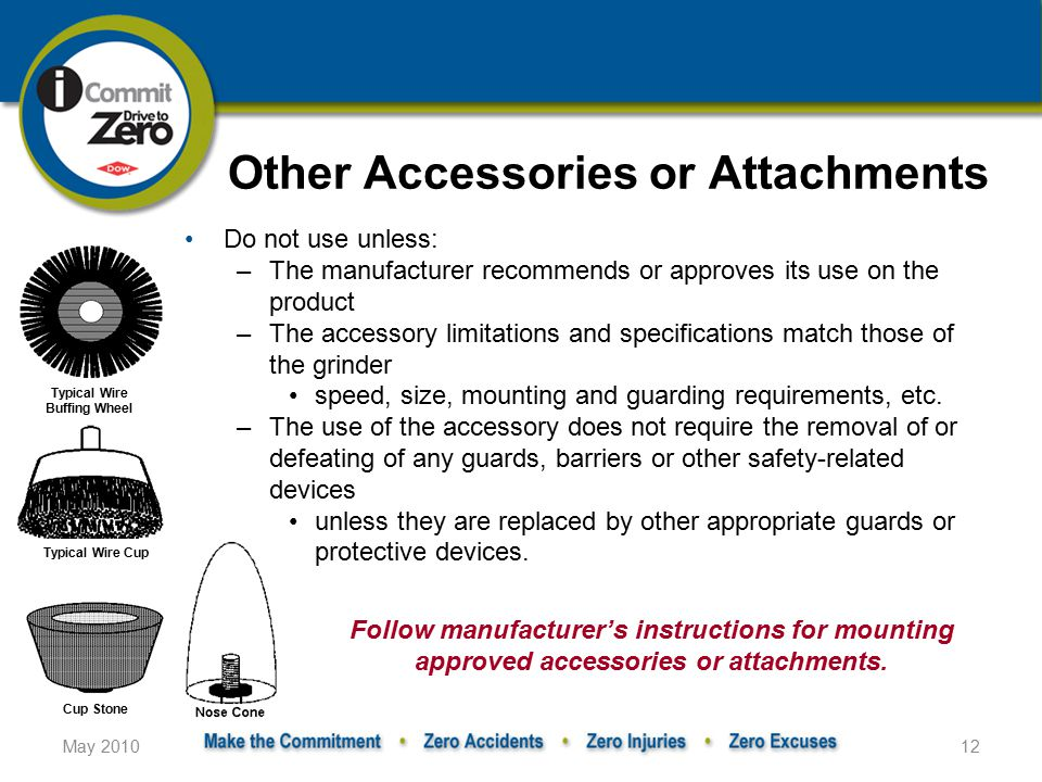 Other Accessories or Attachments
