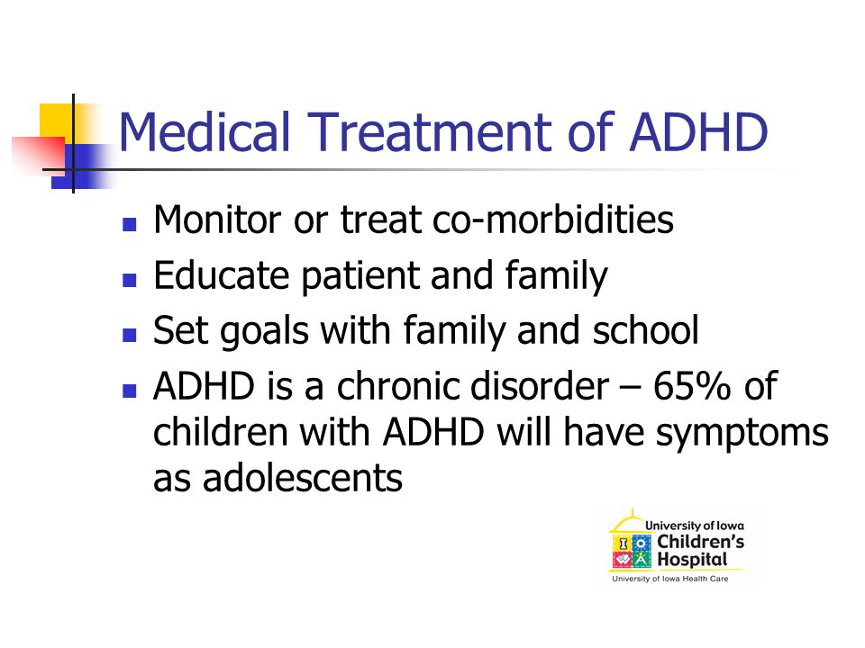 Medical Treatment of ADHD
