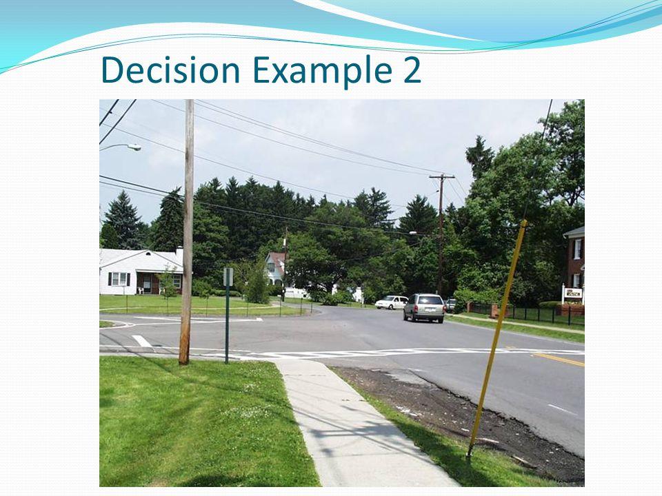 Decision Example 2