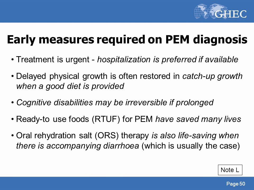 Early measures required on PEM diagnosis