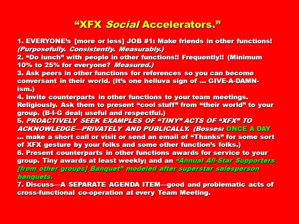 XFX Social Accelerators.