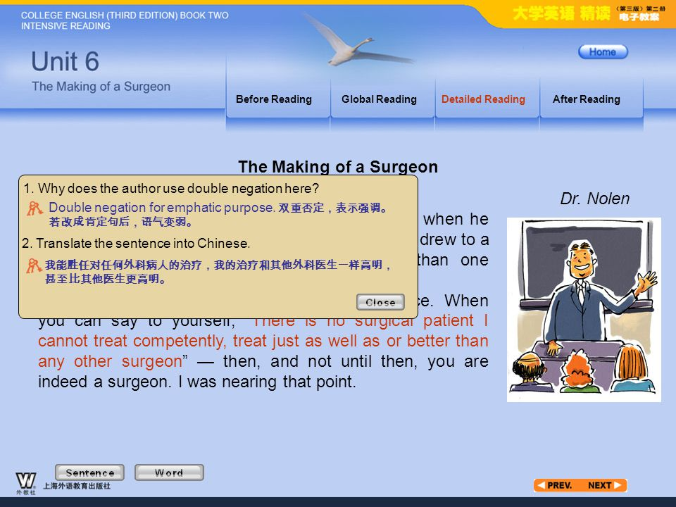 Article1_S The Making of a Surgeon Dr. Nolen