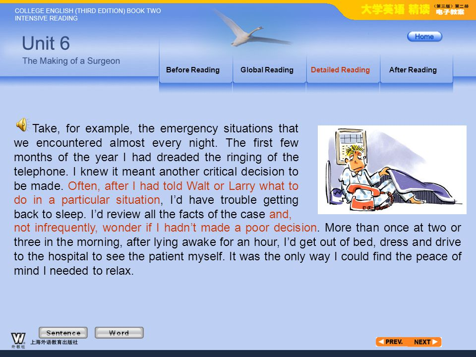 Article2_S Before Reading. Global Reading. Detailed Reading. After Reading.