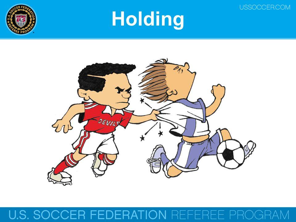 Holding Online Training Script: Holding.