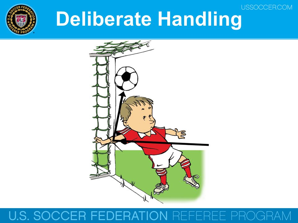 Deliberate Handling Online Training Script: And deliberate handling.