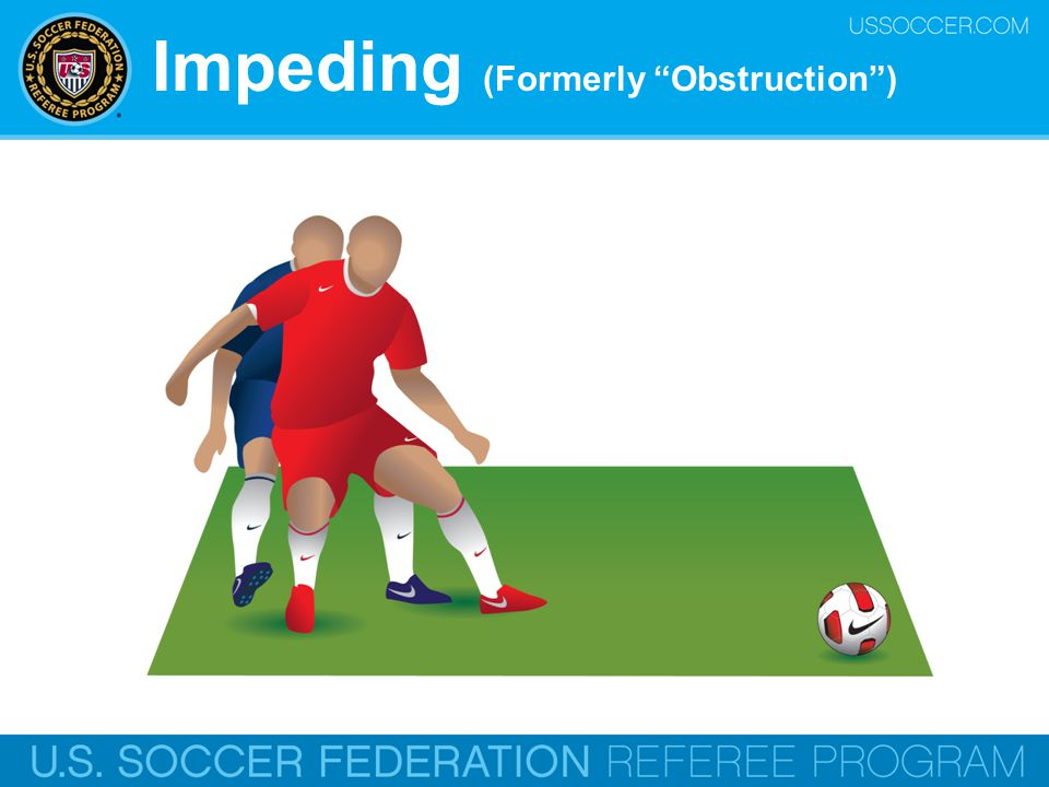 Impeding (Formerly Obstruction )