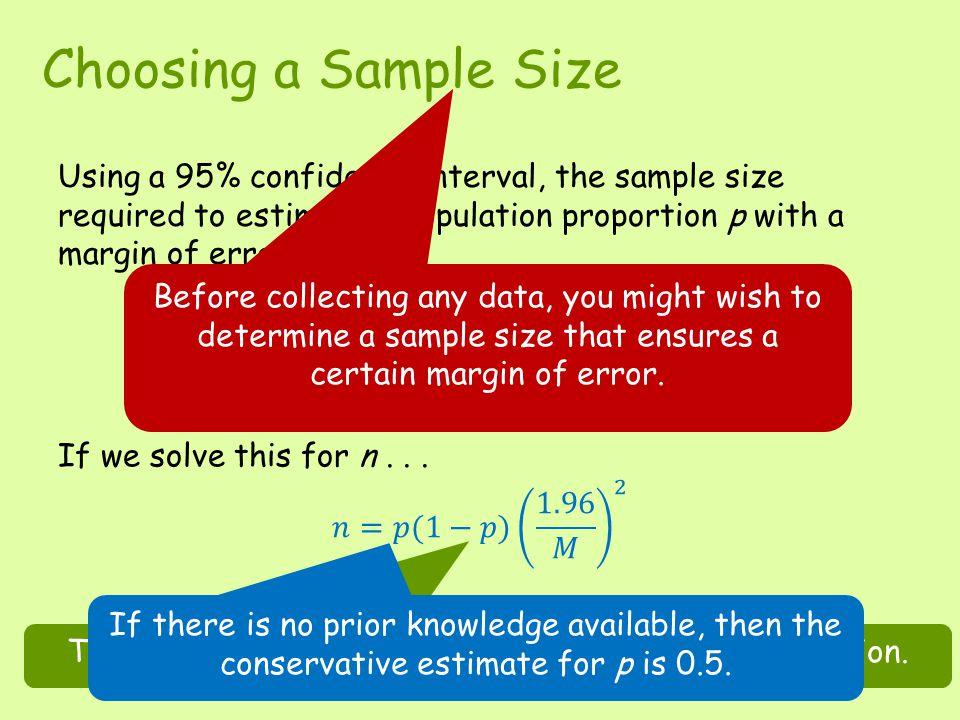 Estimating a Population Proportion - ppt download