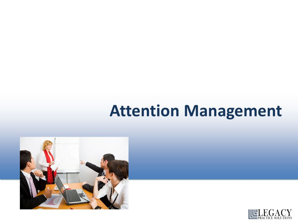 Attention Management