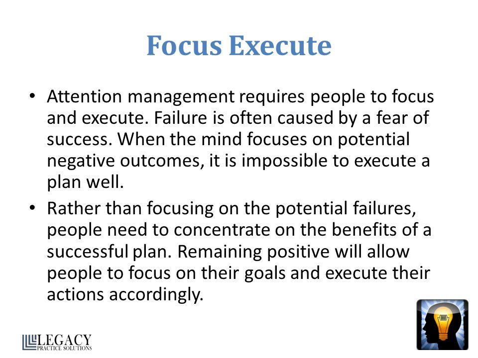 Focus Execute