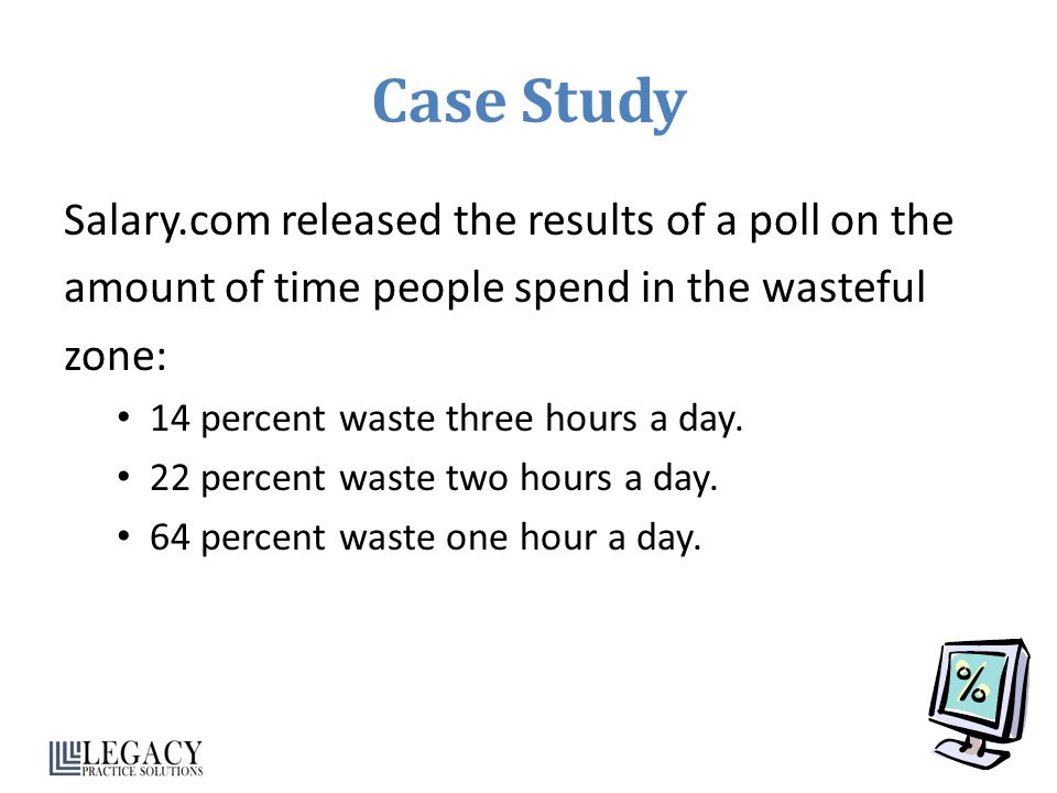 Case Study Salary.com released the results of a poll on the