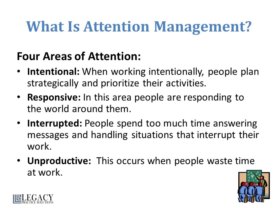 What Is Attention Management
