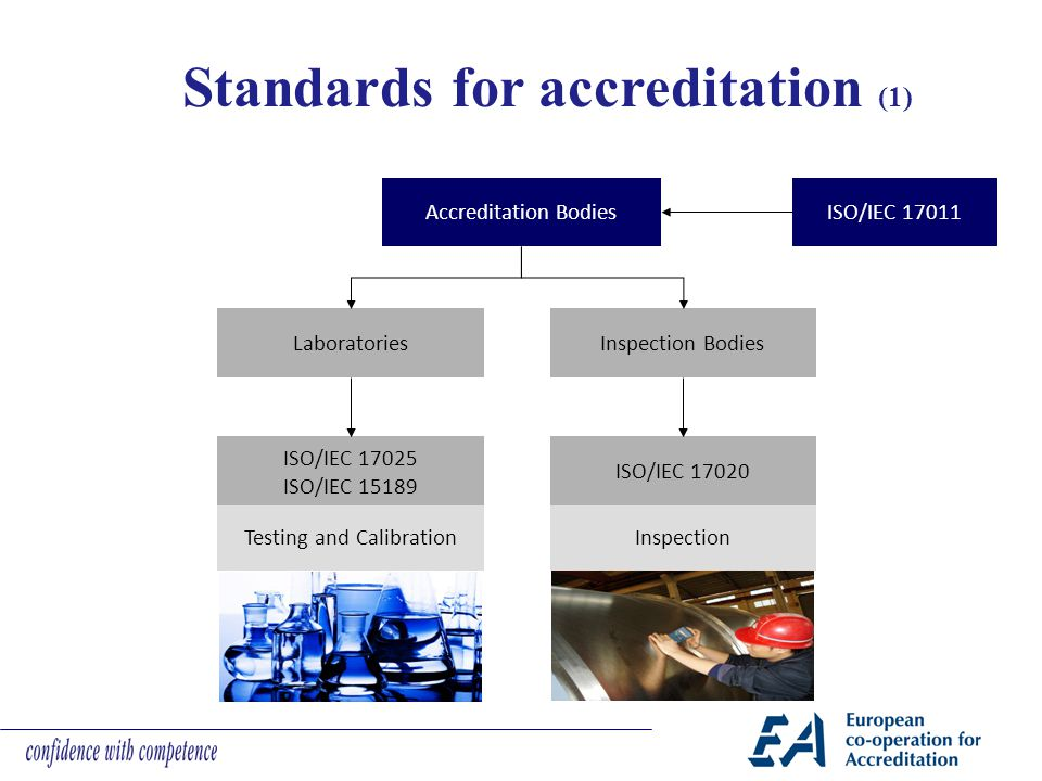Standards for accreditation (1)