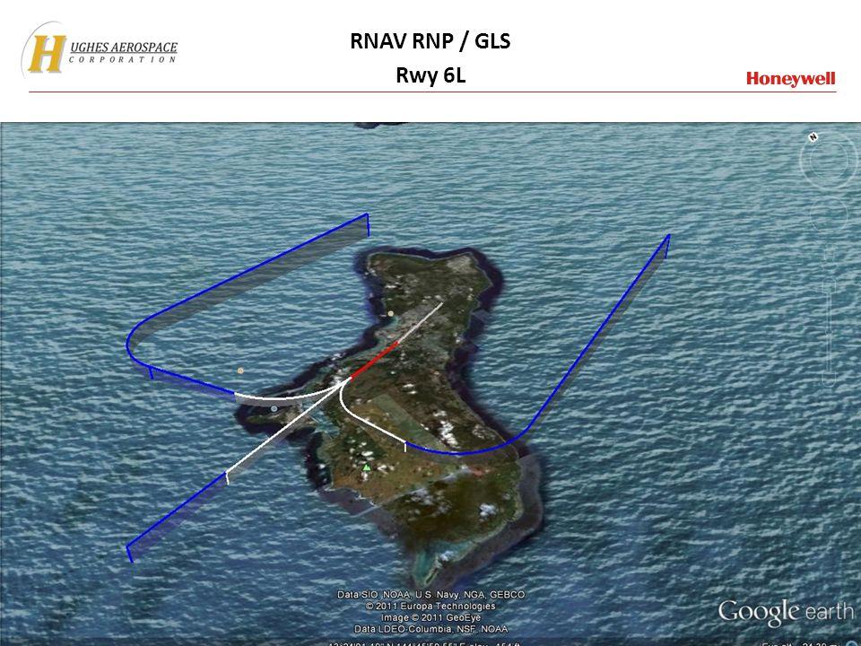 RNAV RNP / GLS Rwy 6L