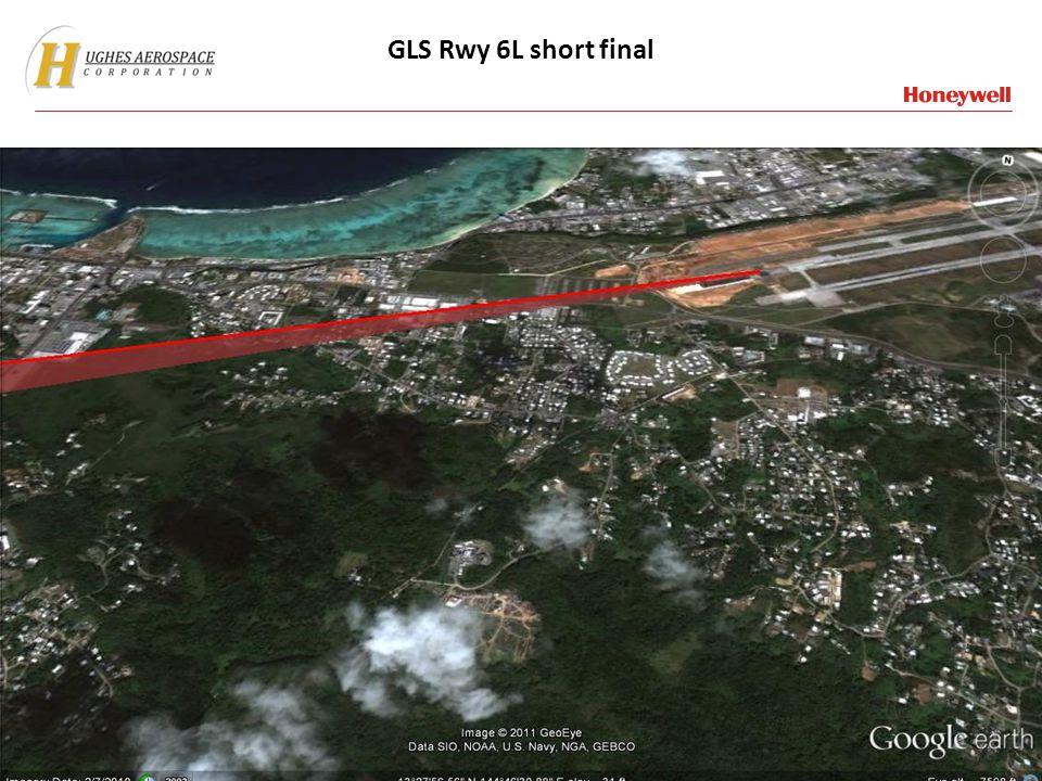 GLS Rwy 6L short final