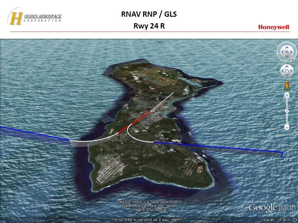 RNAV RNP / GLS Rwy 24 R
