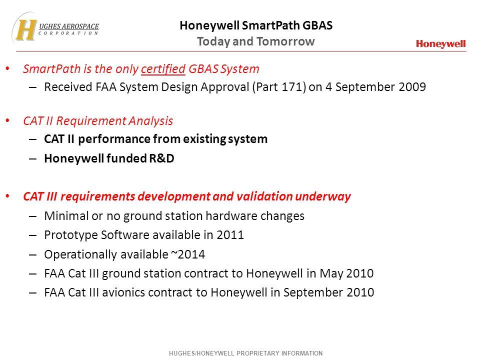 Honeywell SmartPath GBAS