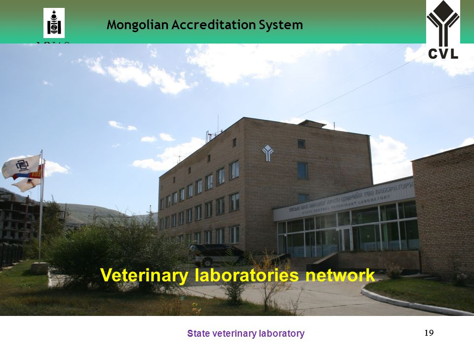 Veterinary laboratories network State veterinary laboratory