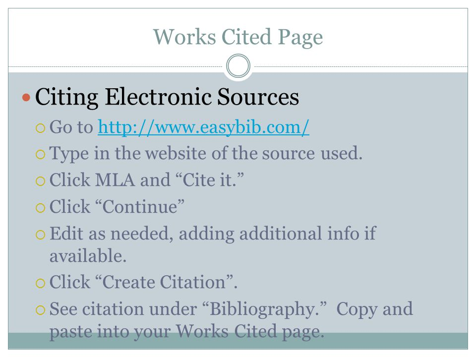mla style citing websites Do you need help with mla citation for websites then use our formatting tool and get your quotations and references cited properly.