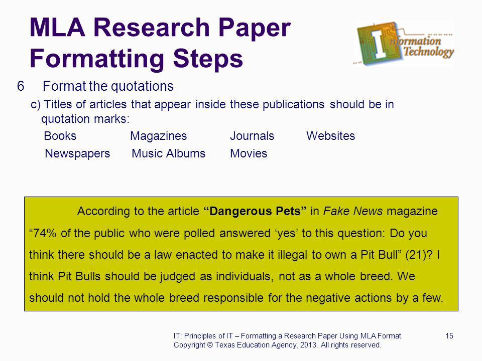 examples of mla format papers Because the sample papers serve as models features examples of how to use notes in mla style, cite a dictionary definition, and more.