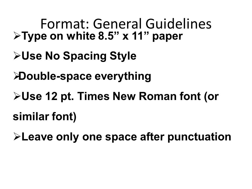 Mla Formatting. - Ppt Download