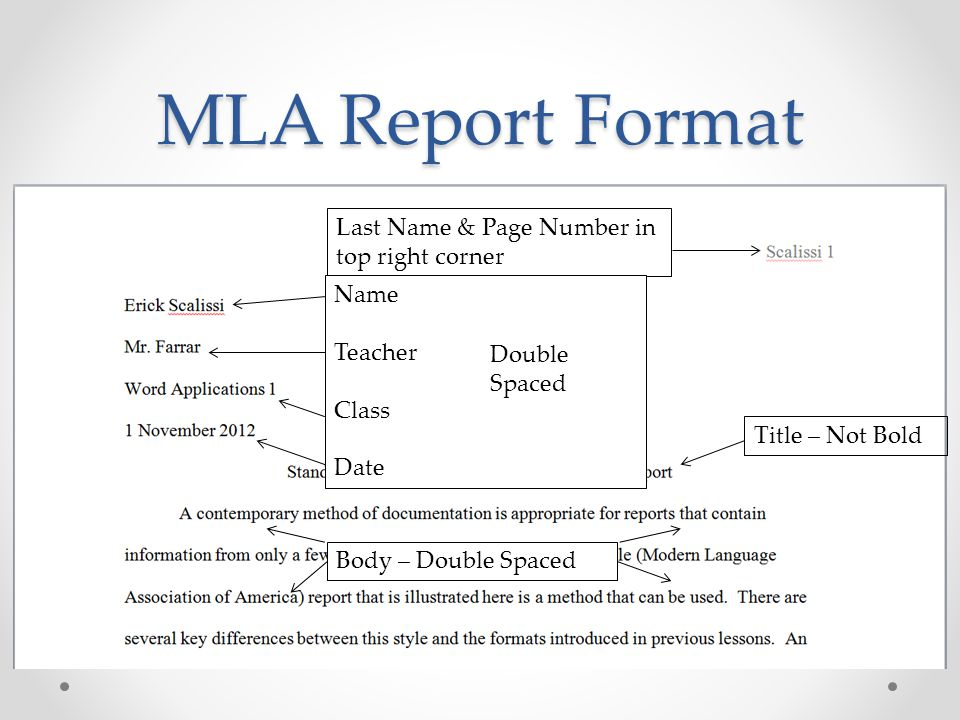book mla format What's new in the eighth edition mla's instructions for the source's publication format (book, dvd, web 2018 modern language association of america.