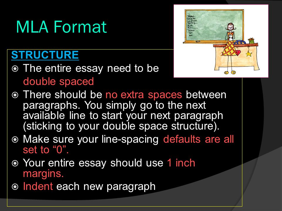 mla formatted essays How can the answer be improved.