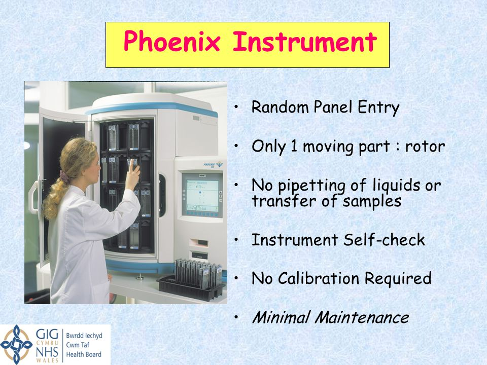 Phoenix Instrument Random Panel Entry Only 1 moving part : rotor