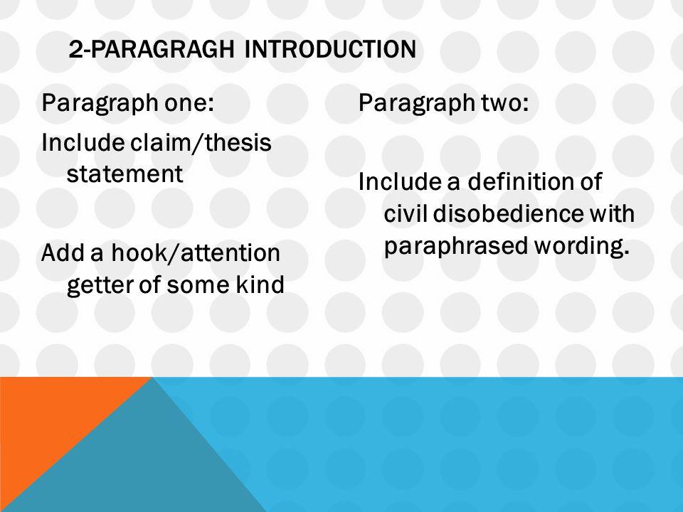 2-paragragh introduction