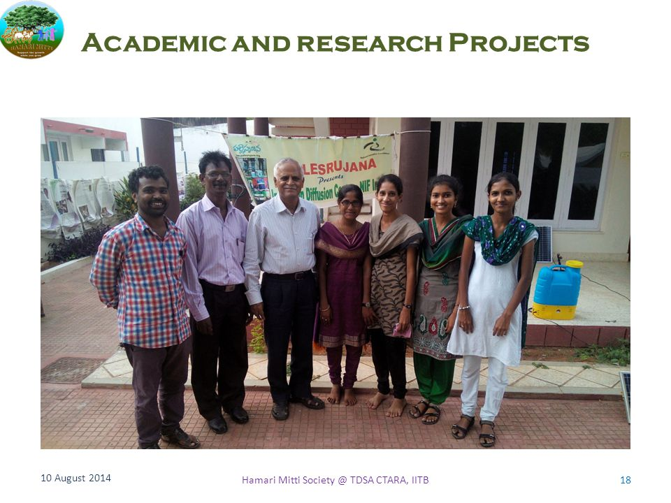 Academic and research Projects