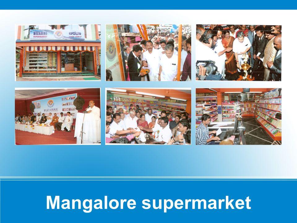 Mangalore supermarket