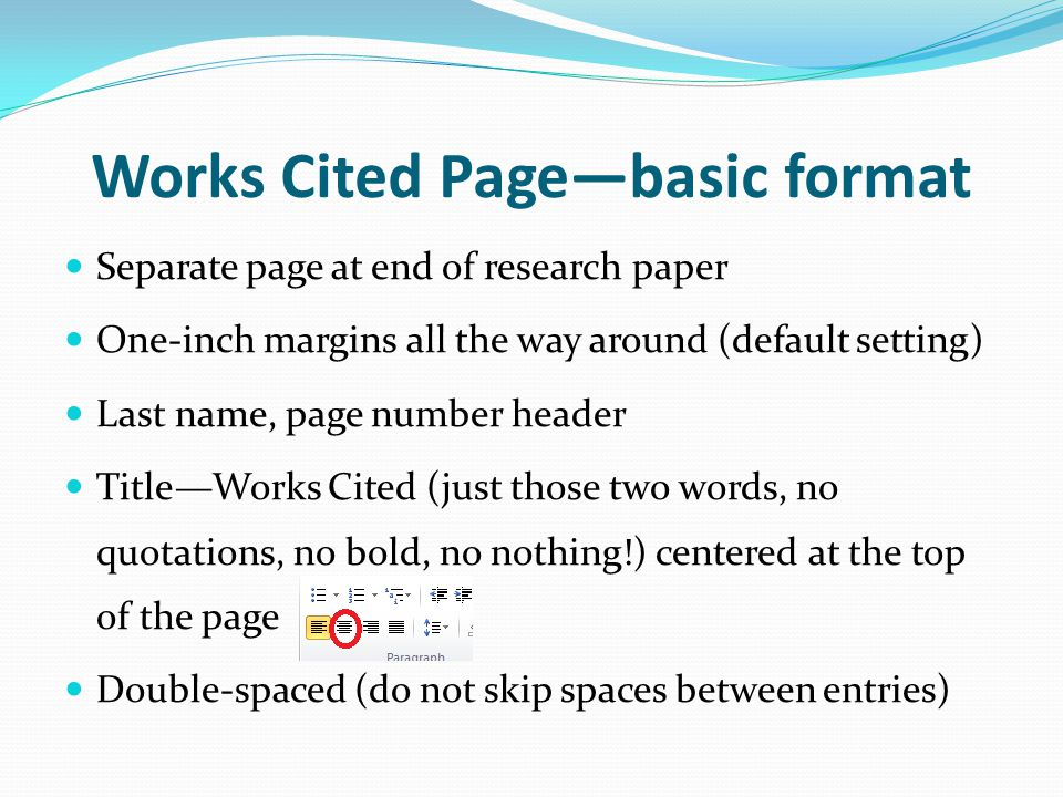 works cited page help These tools allow you to automatically and precisely generate complete citations for your works cited page if you search the internet a lot, you probably have noticed that there are many free and paid tools to help generating your citations.