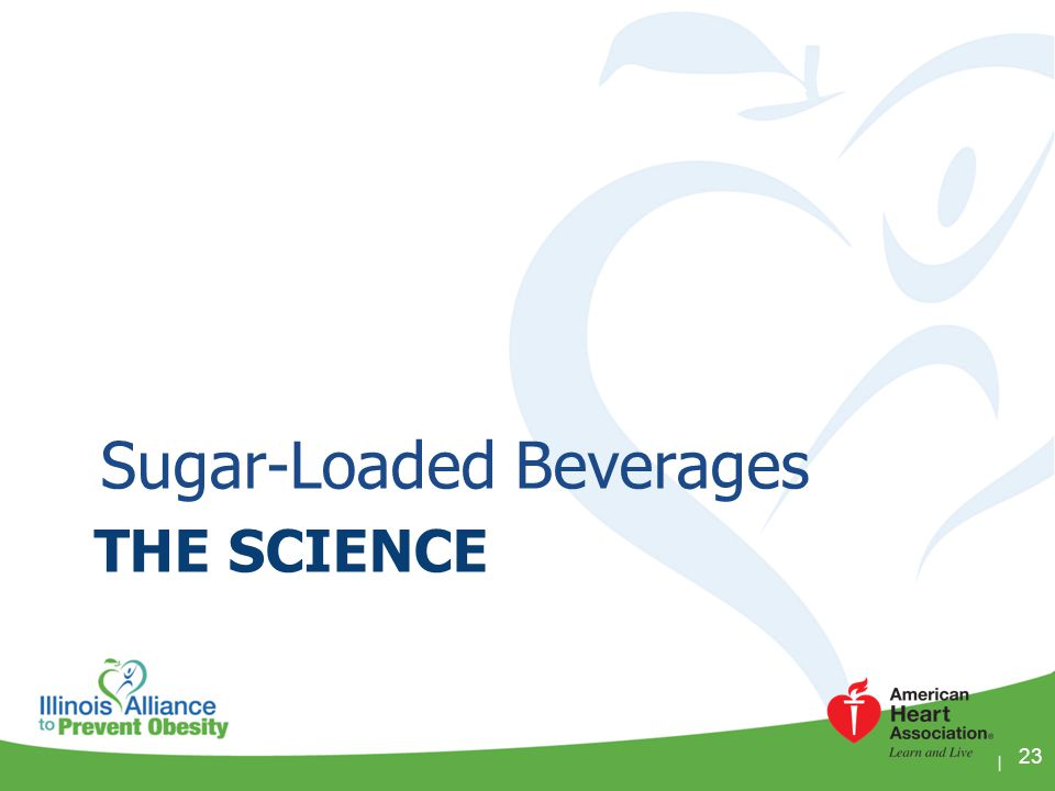 Sugar-Loaded Beverages