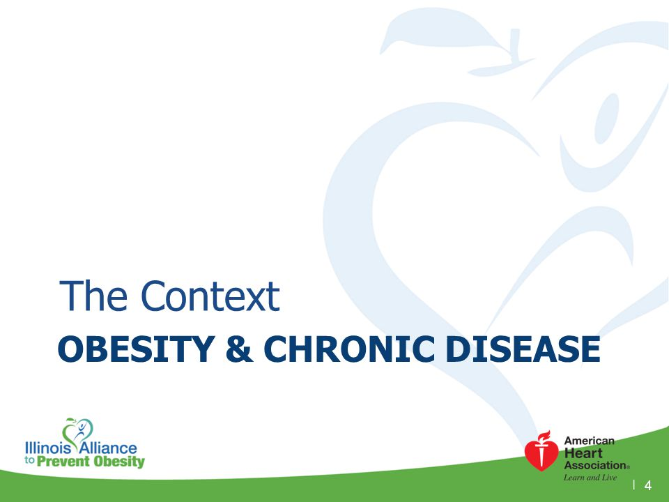 Obesity & Chronic disease