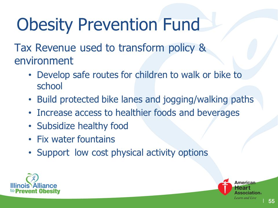 Obesity Prevention Fund