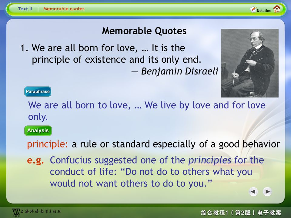 Memorable Quotes3 Memorable Quotes