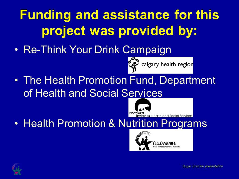 Funding and assistance for this project was provided by: