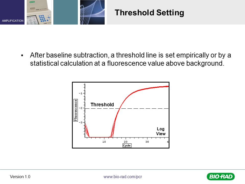 Threshold Setting