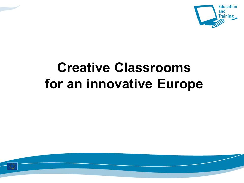 for an innovative Europe