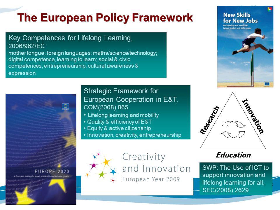 The European Policy Framework