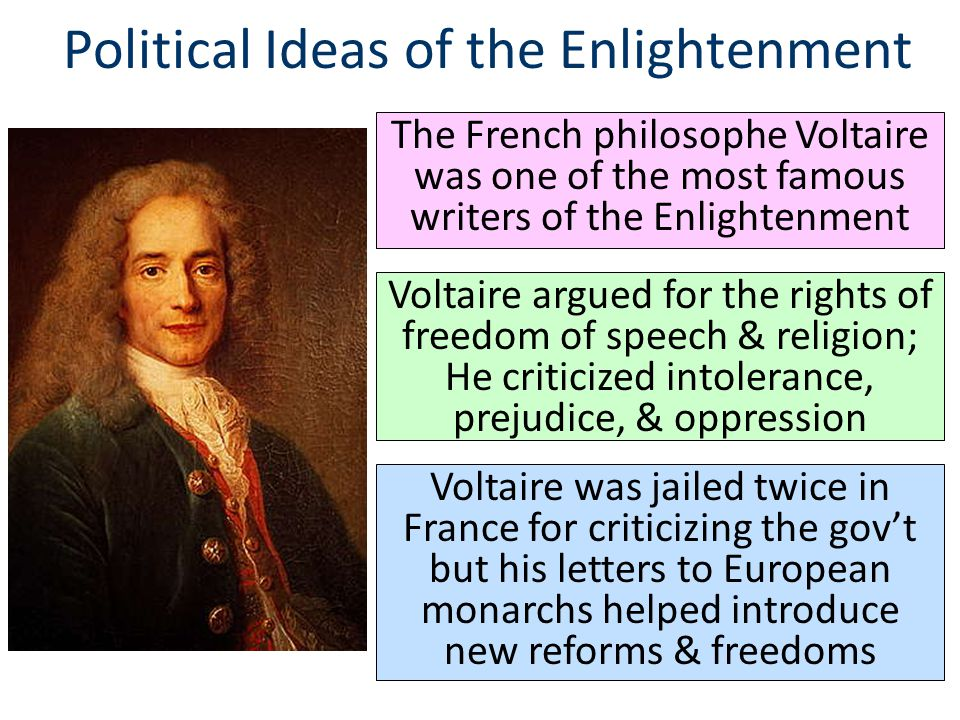 the key ideas of the enlightenment essay Social issues essays: key ideas of the enlightenment.