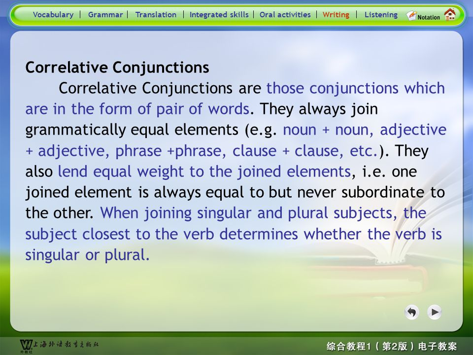 Consolidation Activities- Writing1