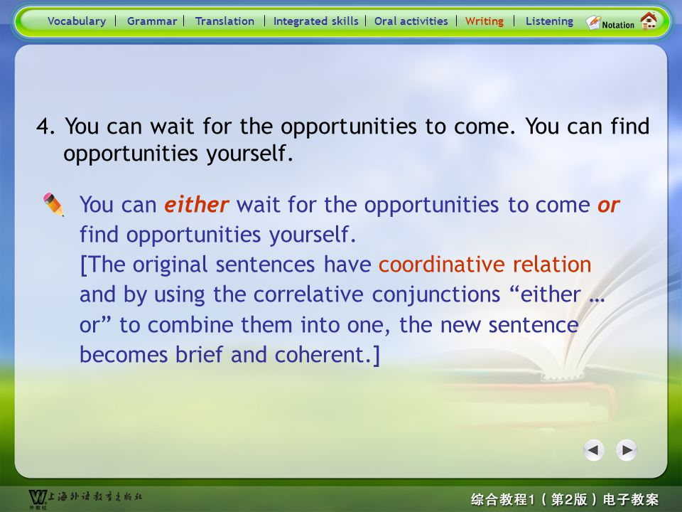 Consolidation Activities- Writing9