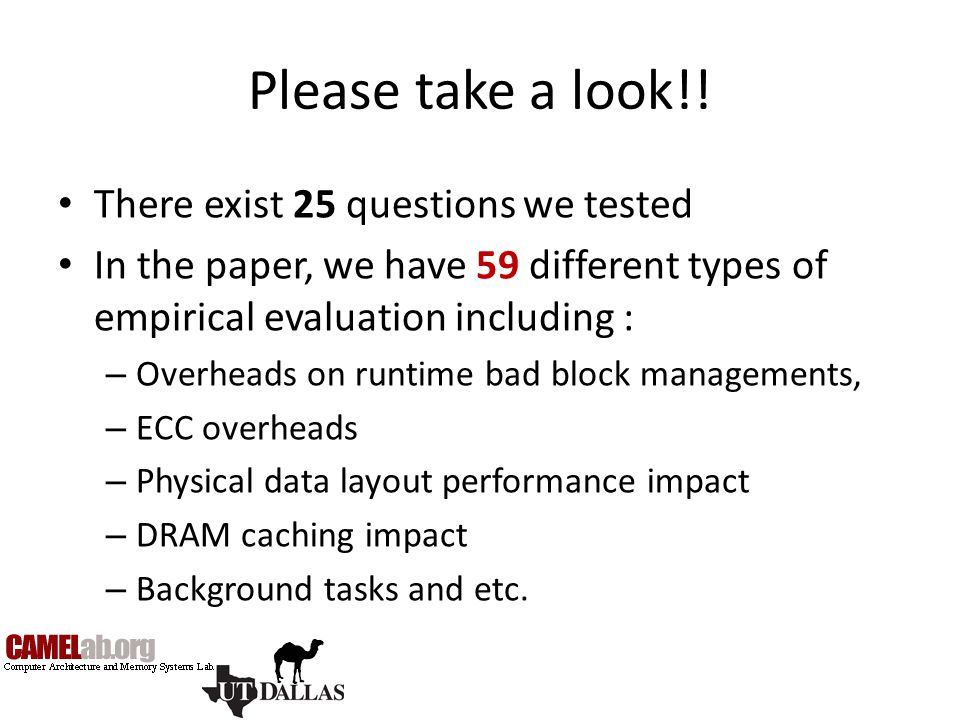 Please take a look!! There exist 25 questions we tested
