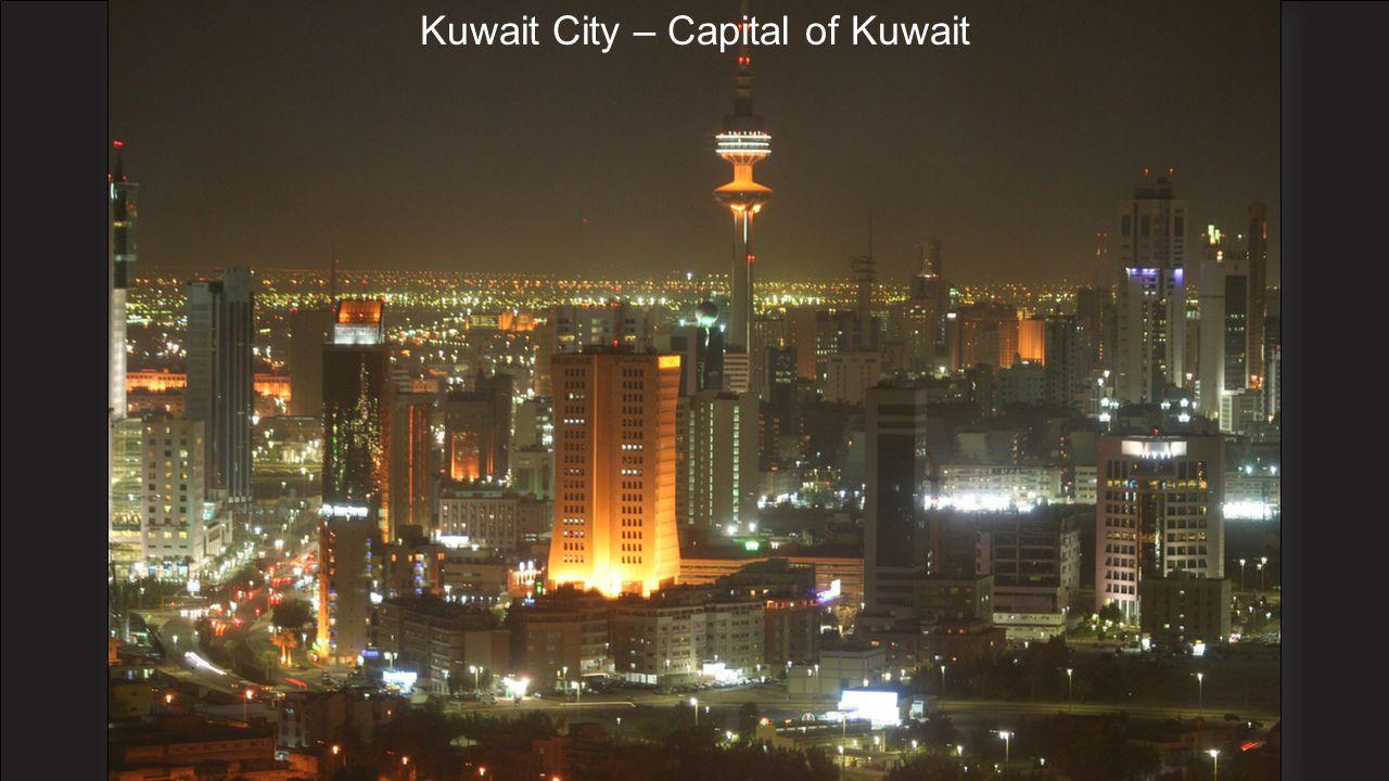 Kuwait City – Capital of Kuwait