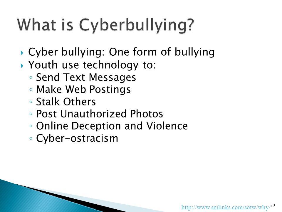 Middle School Presentation