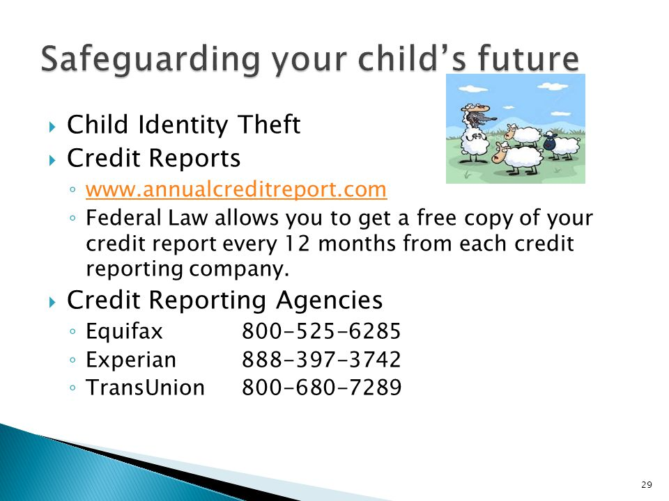 Safeguarding your child's future