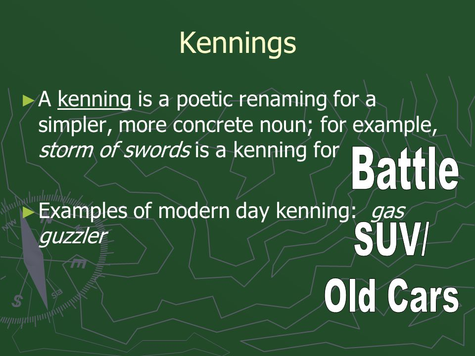 Kennings Battle SUV/ Old Cars
