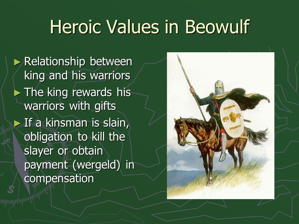 Heroic Values in Beowulf