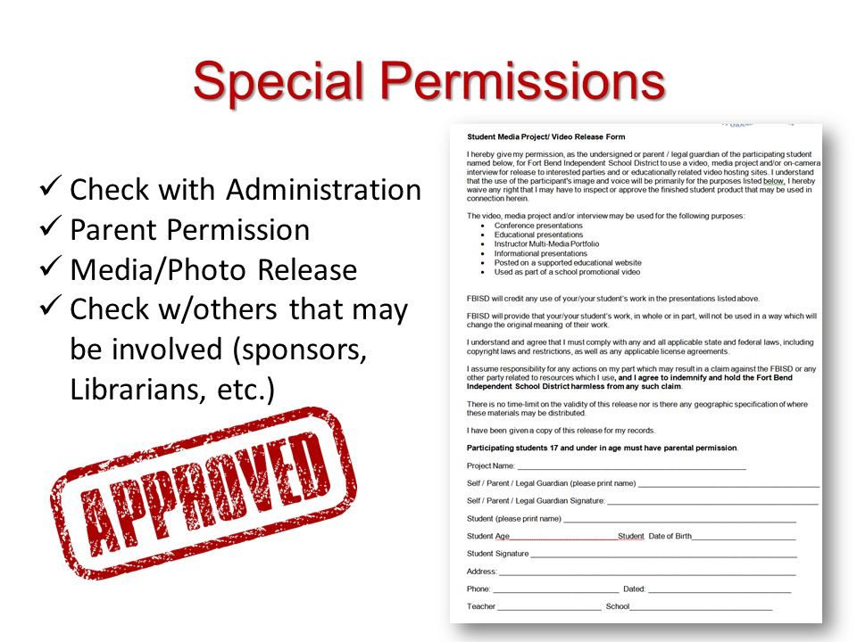 Special Permissions Check with Administration Parent Permission